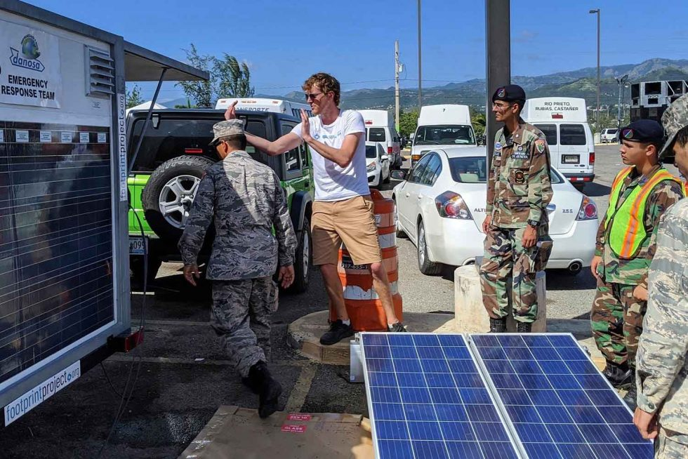 Being prepared for power outages with reliable portable solar