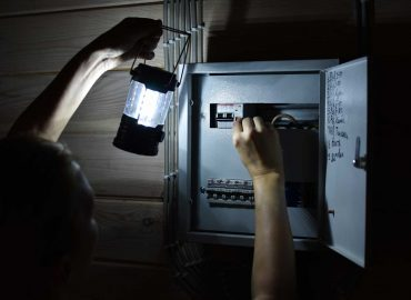 What to do in a power outage